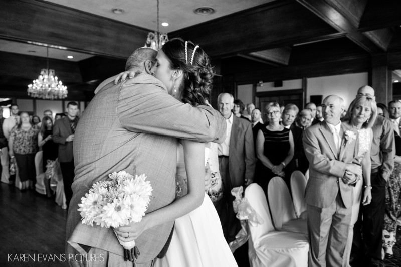 Wedding at The Boathouse