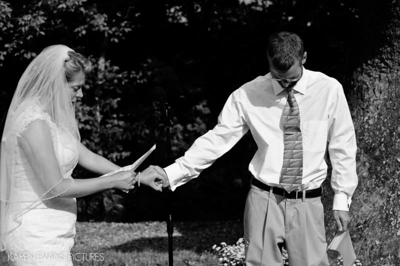 Outdoor Wedding Photography Lancaster Ohio