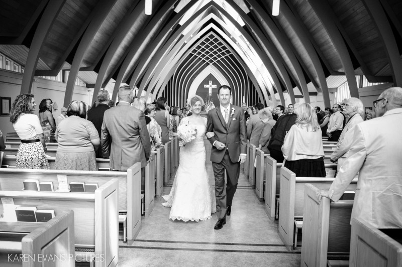 Wedding at St. Mark's Episcopal