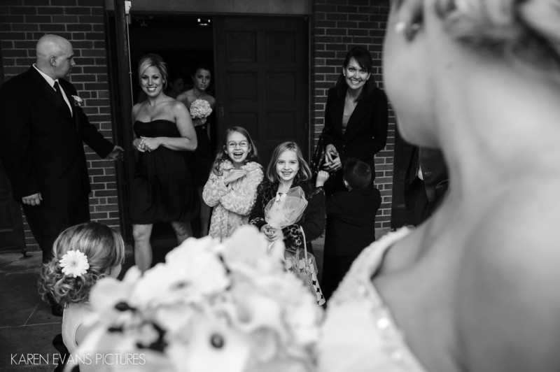 Immaculate Conception Wedding Photography