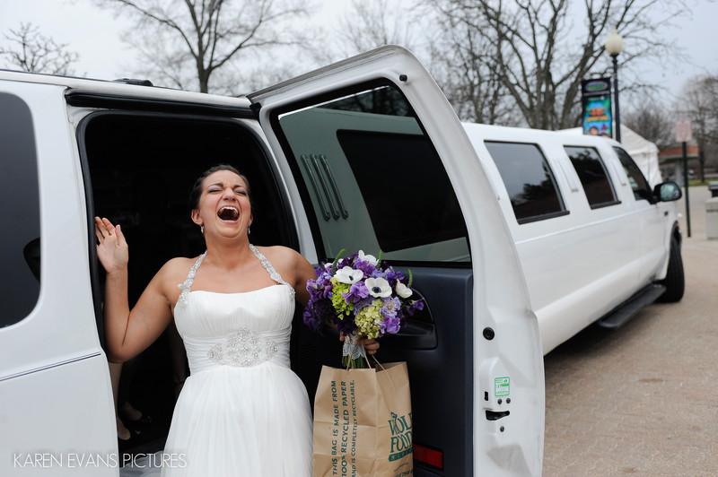 Detroit Zoo Wedding Photography