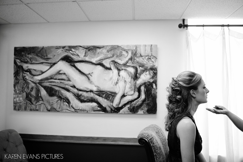Downtown Salon Wedding Photography