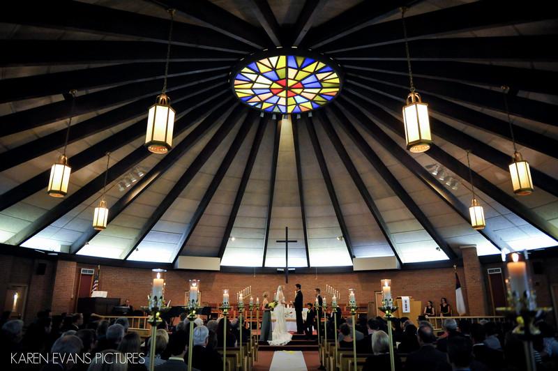Wedding Photography at Northwest United Methodist