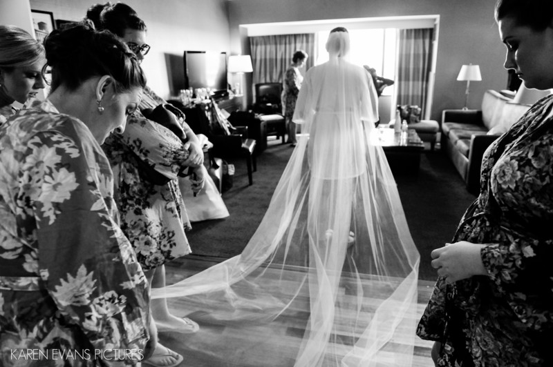 Downtown Columbus Ohio Wedding Photography