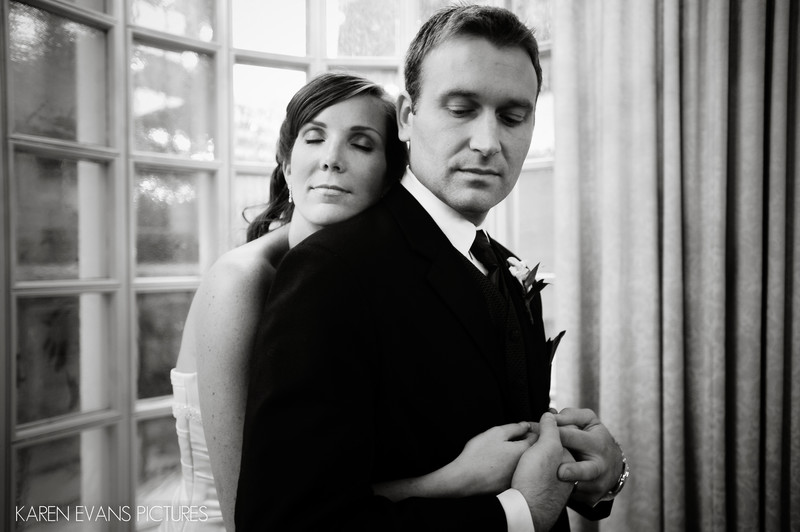Wedding Portraits at The Athletic Club of Columbus