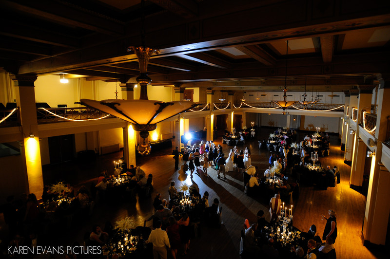 The Columbus Athenaeum Olympian Ballroom Photos