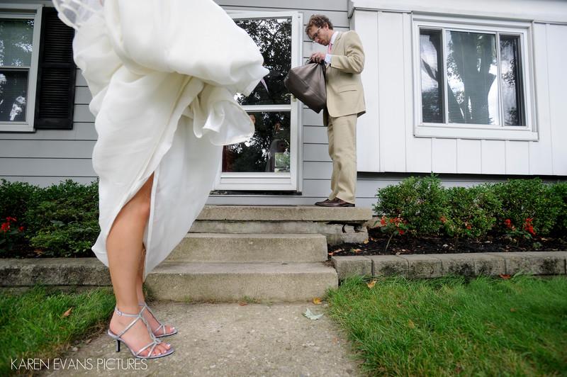 Unique Wedding Portraits Columbus Ohio