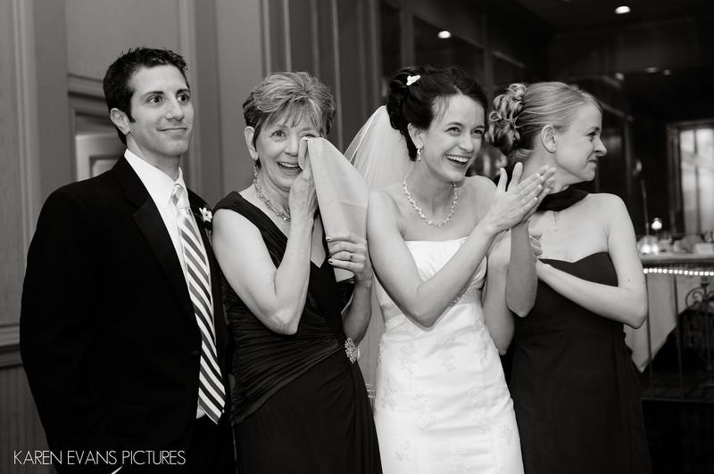 Villa Milano Wedding Reception Photography