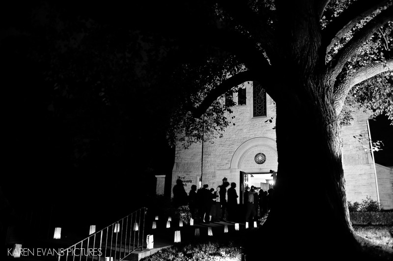 Wedding Photographer First Community Church