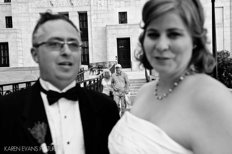 Wedding Photography Capital Club Downtown Columbus