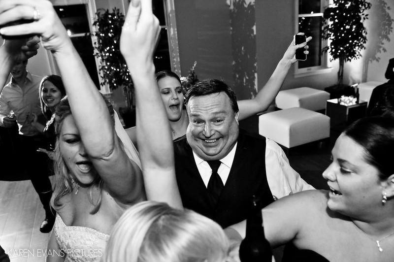 Wedding Reception at Station 67 Columbus Ohio