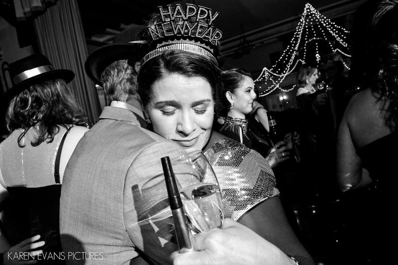 New Year's Eve Wedding Photography Columbus Ohio
