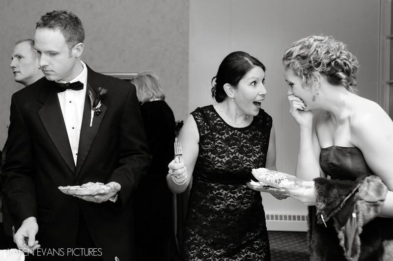 Westlake Ohio Wedding Reception Photography