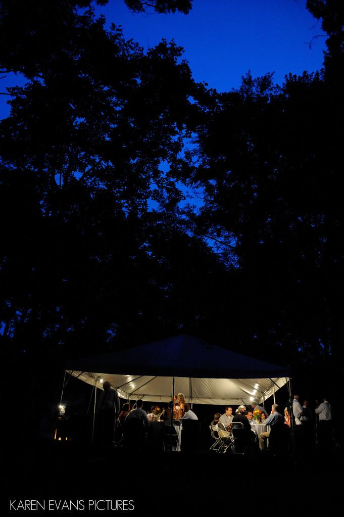 Backyard Wedding Photography Ohio
