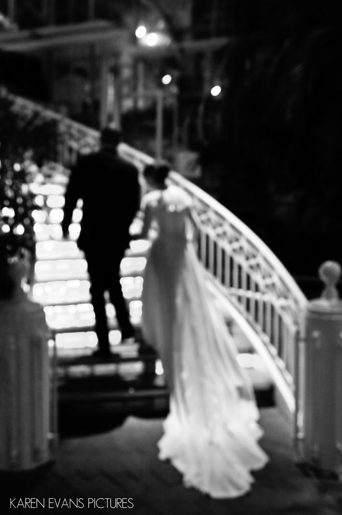 Franklin Park Conservatory Wedding Photography