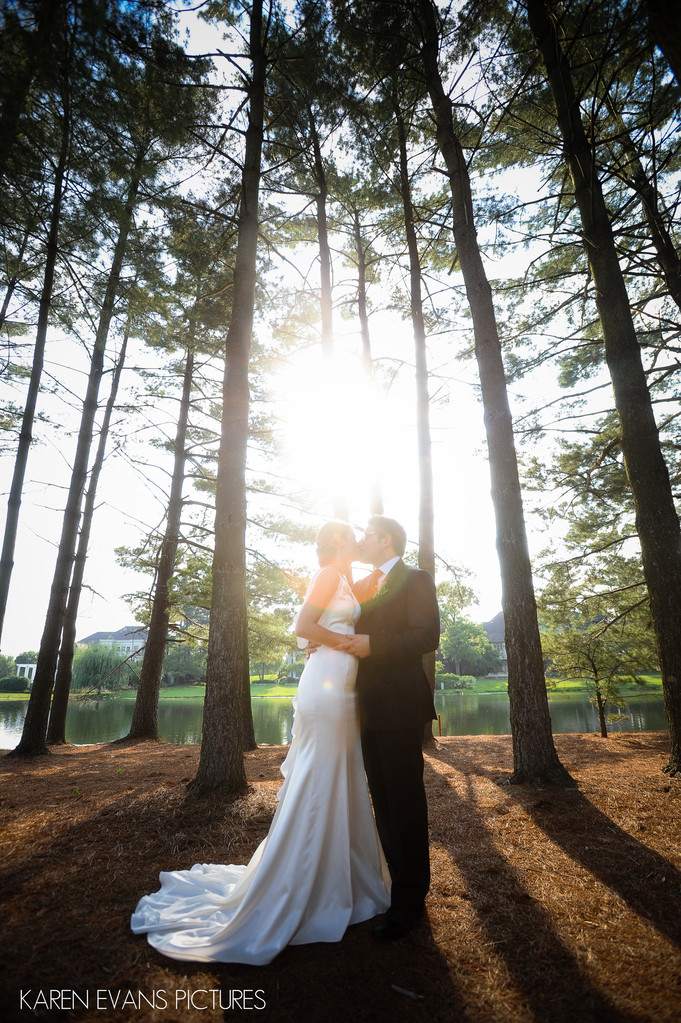 Golf and Country Club Wedding at The Lakes