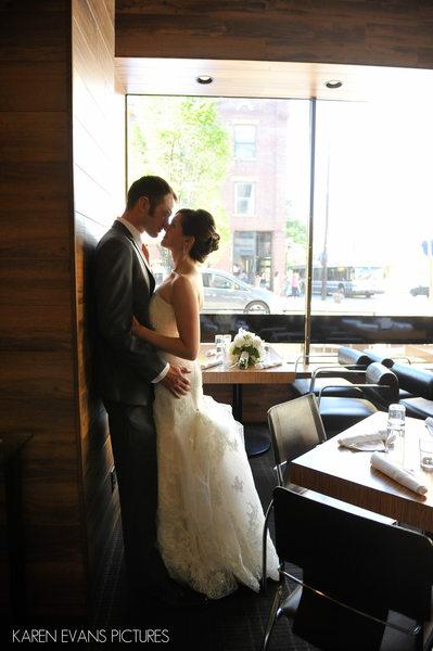 Columbus Short North Wedding Photography