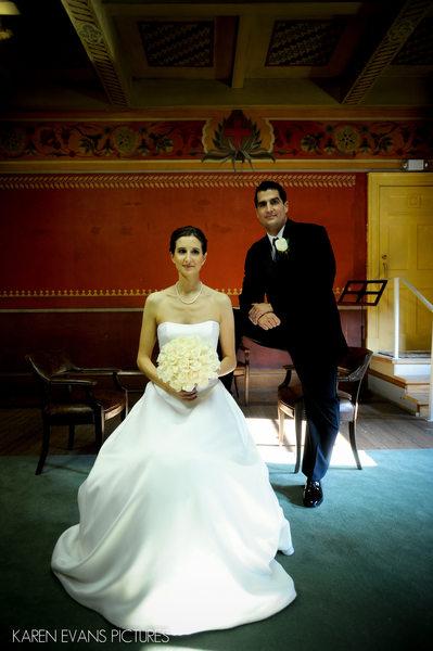 Athenaeum Wedding Photography