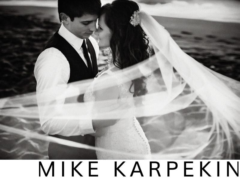 Baker Beach Sunset Wedding
