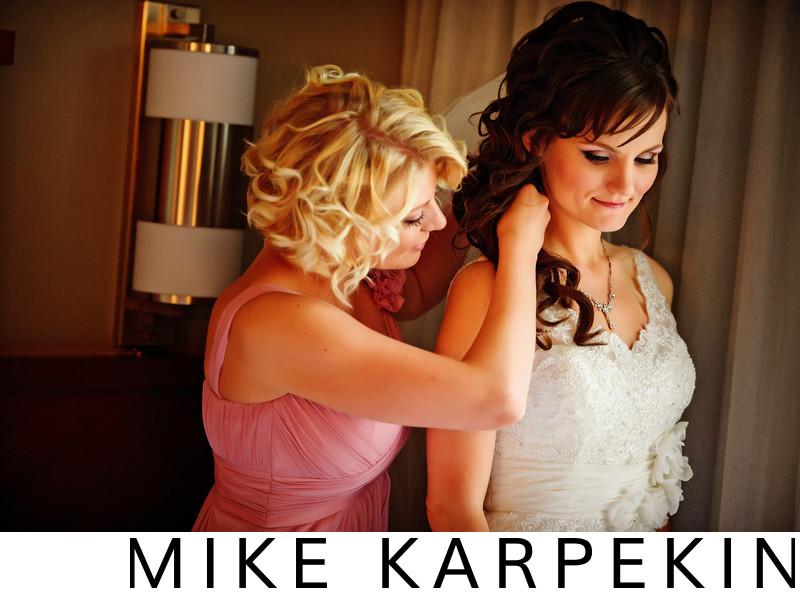 Doubletree Hilton Wedding Photographers