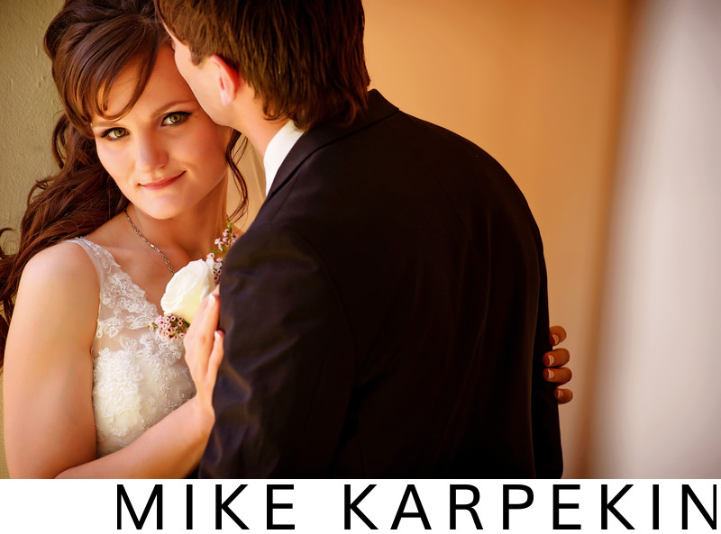 Doubletree Hilton Wedding Photographer