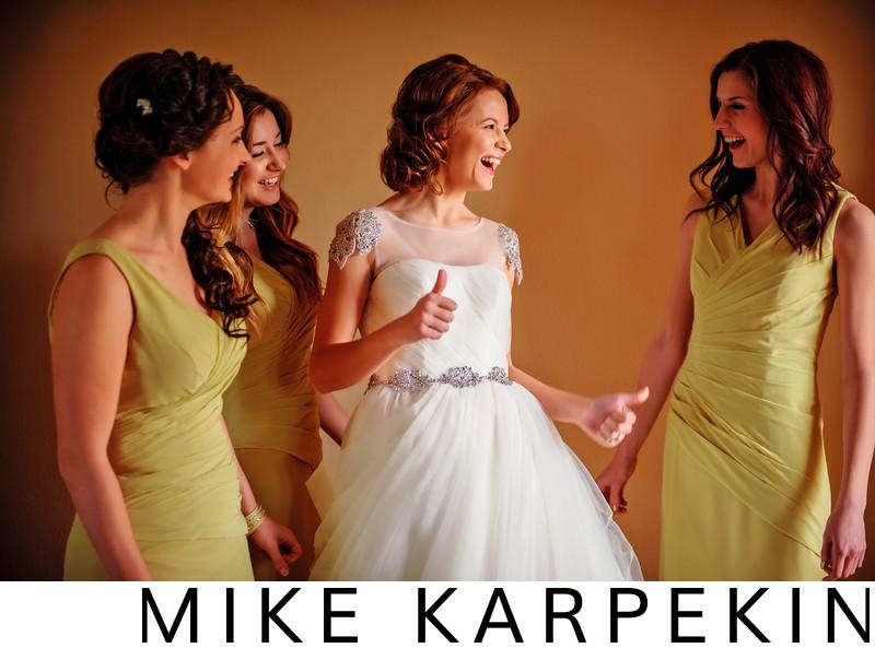 Hilton Sacramento Arden West Wedding Photographer