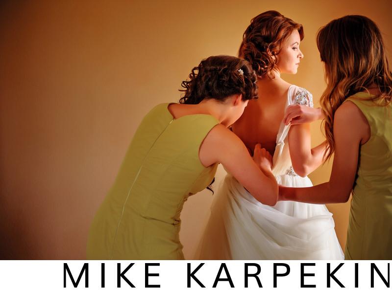 Hilton Sacramento Arden West Wedding Photographers