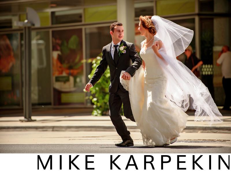 Hyatt Regency Hotel Wedding Photos