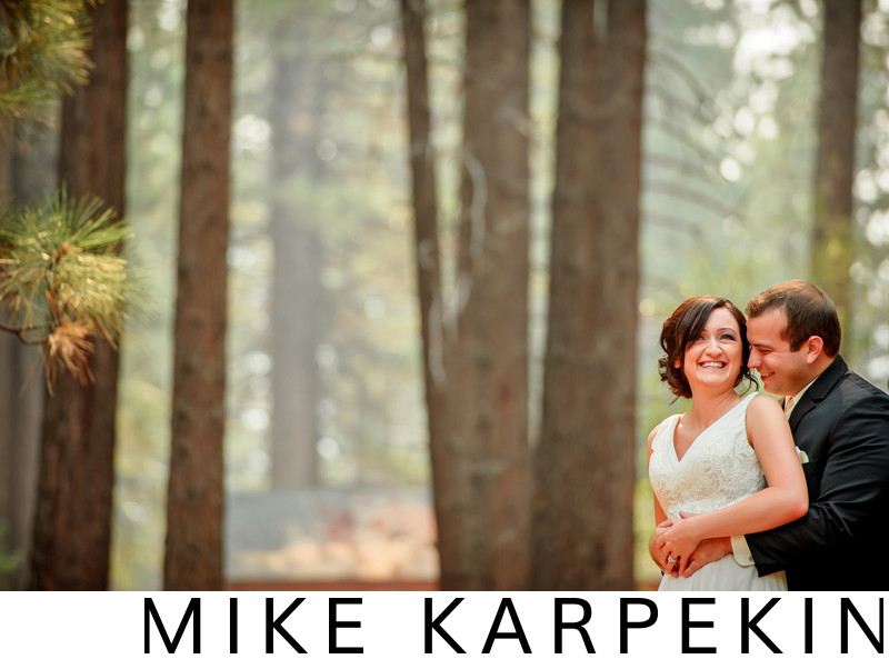 Lake Tahoe Wedding Photographer