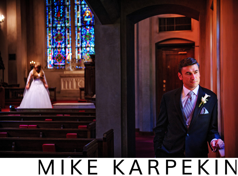 Morris Chapel Wedding Photographer