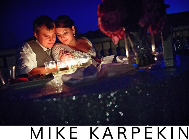 Wedding Photographer - Night Photos