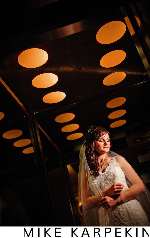 Doubletree Hilton Hotel Wedding Photos