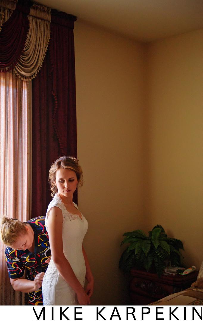 Sacramento Wedding Bride