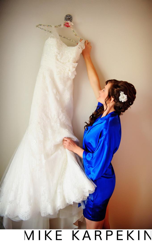 Wedding Photographer at Doubletree Hilton Hotel