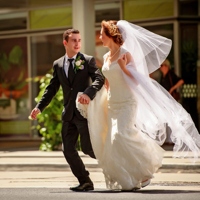 Hyatt Regency Hotel Wedding Photos