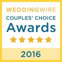 2016 WEDDINGWIRE.COM BEST WEDDING PHOTOGRAPHER FLORIDA