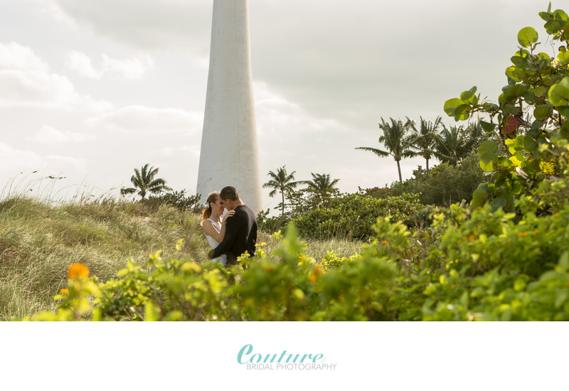 Romantic Key Biscayne Florida engagement Pictures Ideas