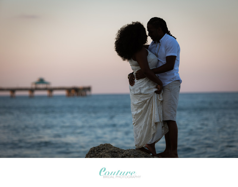 PHOTOGRAPHER FORT LAUDERDALE ENGAGEMENT PHOTOGRAPHY