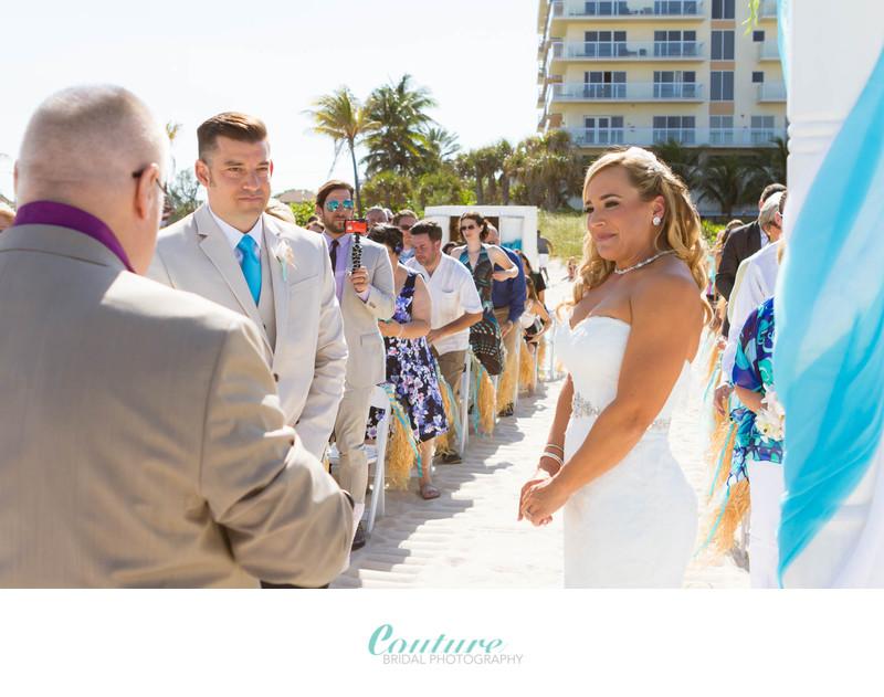 Tampa Club Wedding Photography