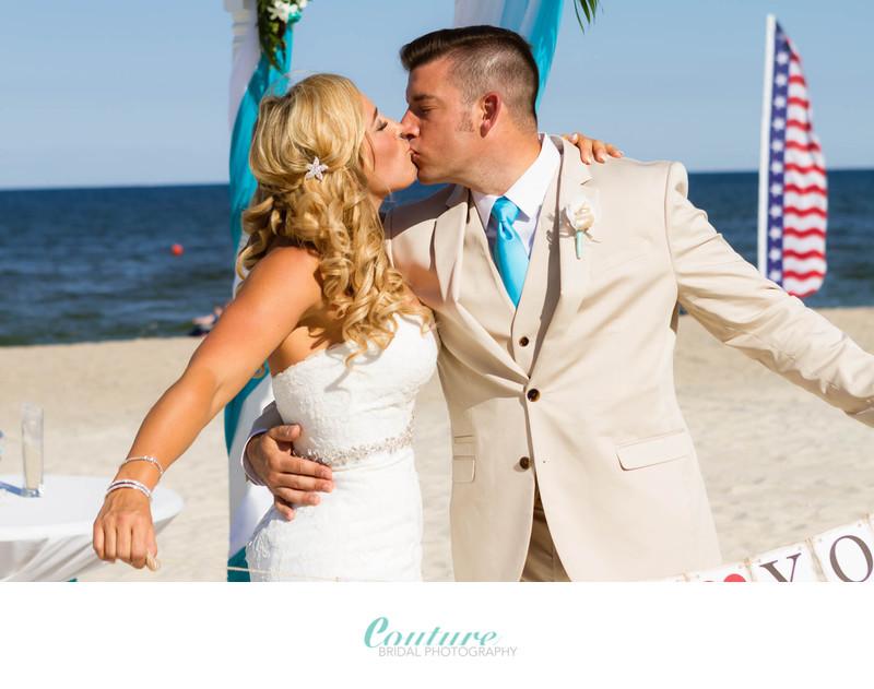 West Palm Beach Lake Pavilion Wedding Photography