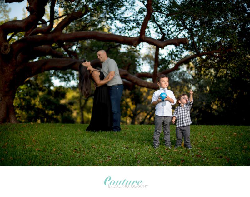 HOLLYWOOD FLORIDA FAMILY PORTRAIT PHOTOGRAPHY