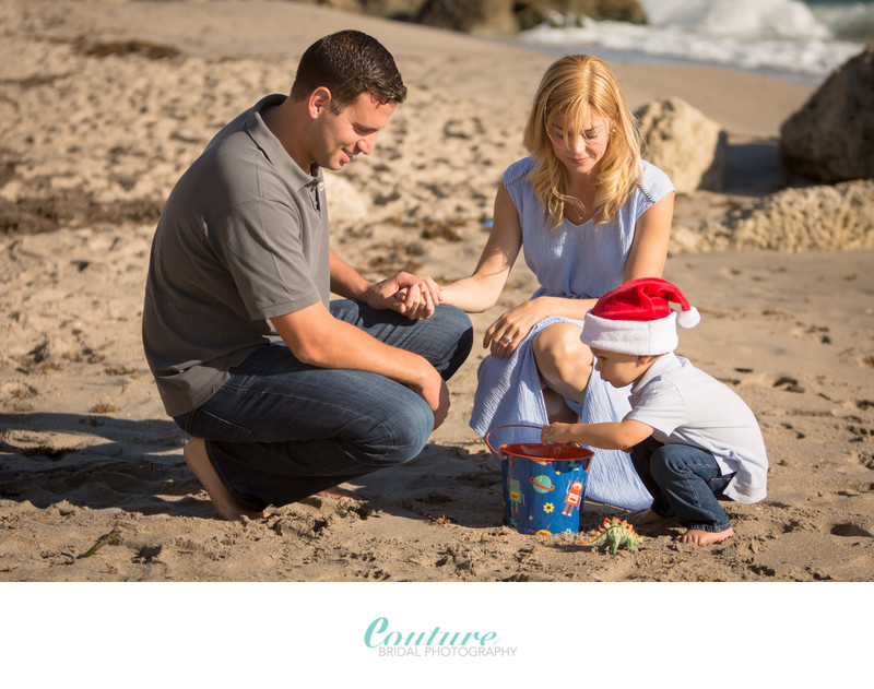 SOUTH FLORIDA BEACH FAMILY PORTRAIT PHOTOGRAPHY