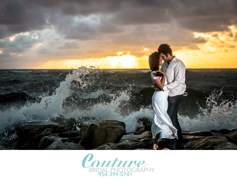 BEST DOCUMENTARY WEDDING PHOTOGRAPHER HALLANDALE BEACH