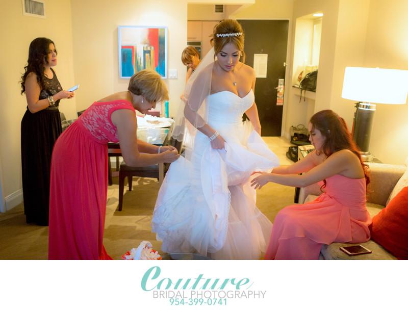BEST WEDDING PHOTOGRAPHY BAHIA MAR FT LAUDERDALE, FL