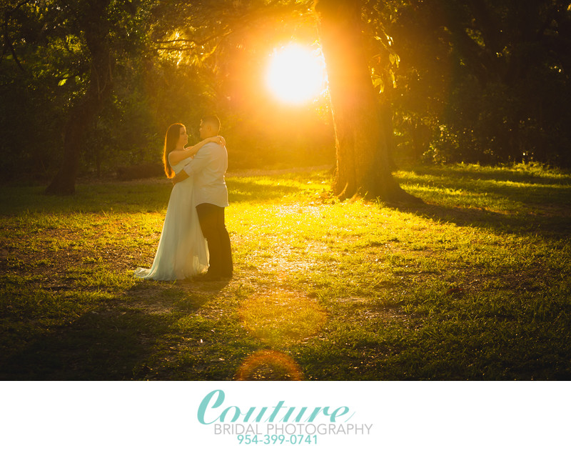 FORT LAUDERDALE ENGAGMENT & BRIDAL PHOTOGRAPHY