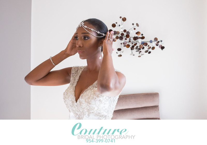 ARTISTIC BRIDAL PHOTOGRAPHY IN FORT LAUDERDALE