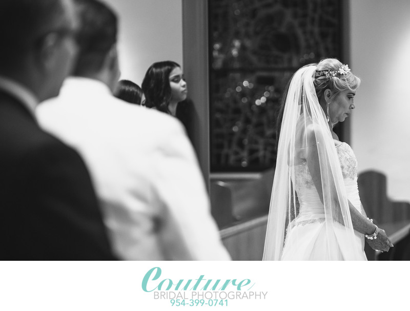 GESU CATHOLIC CHURCH MIAMI WEDDING PHOTOGRAPHER
