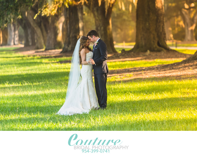 #1 Fine Art Photographer Boone Hall Plantation Wedding