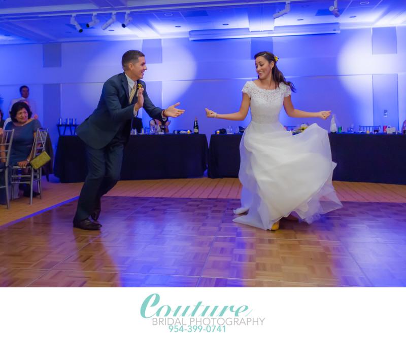 Boca Raton Resort Most Preferred Wedding Photographer