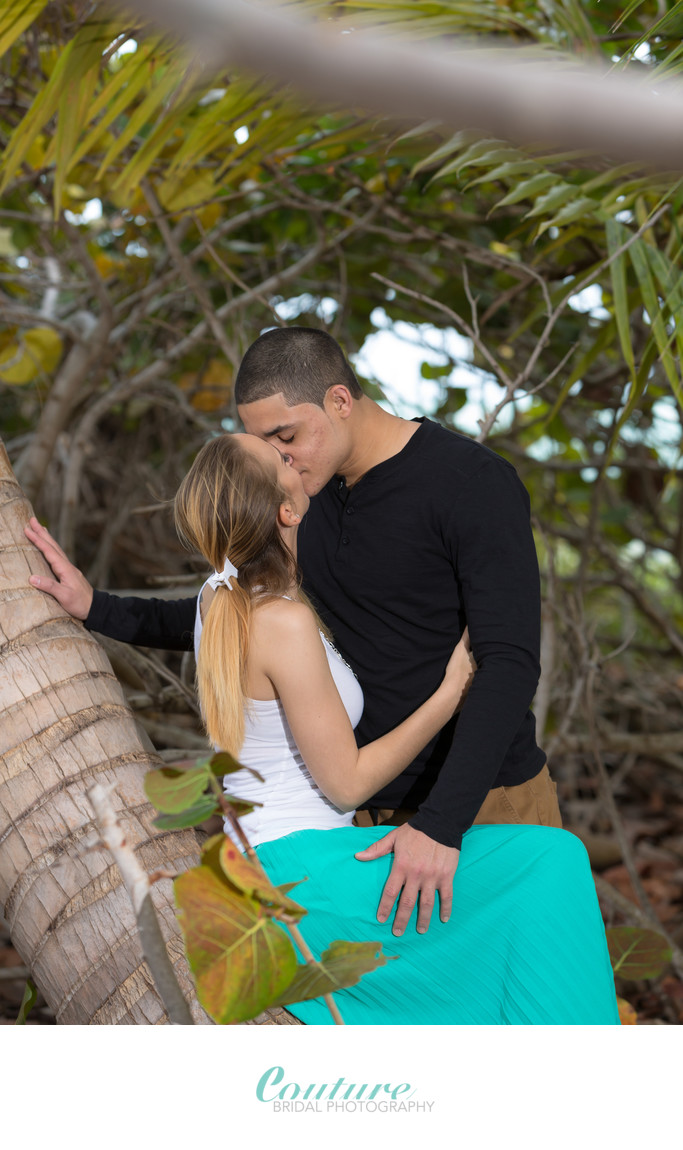 engagement pictures key biscayne florida photographer